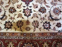 stain mark on a rug